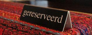 reserveren